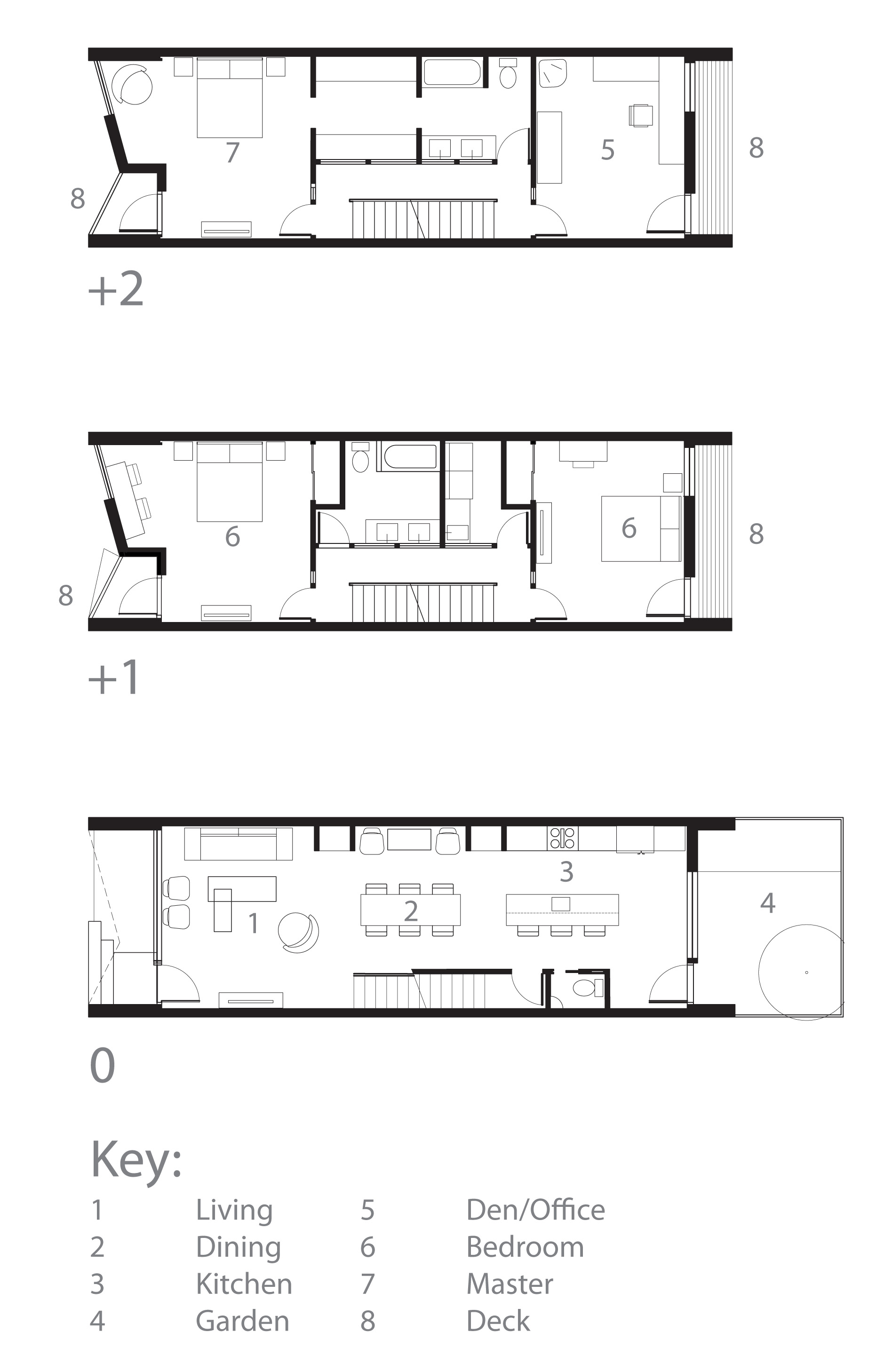 Case Study House #1 Spread indd – RKM Architects
